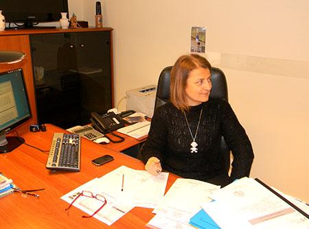 Carmen Guarino si candida alle regionali del 2015