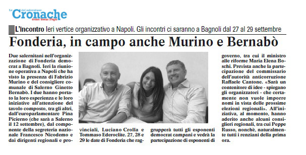 FESTAIMPEGNO - Cronache-7-09-2014