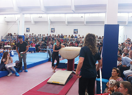 ginnastica artistica 2015