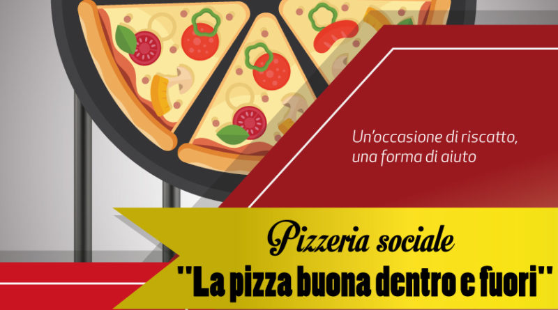 Pizzeria sociale: conferenza stampa di presentazione