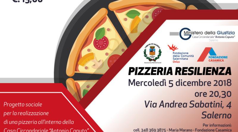 """""""La pizza buona dentro e fuori"""": al via la raccolta fondi"""