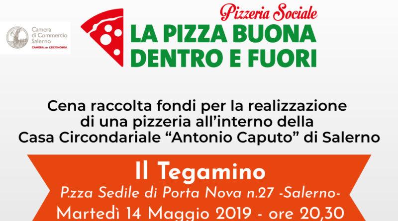 """""""La pizza buona dentro e fuori"""" - """"La pizza buona dentro e fuori"""" Domani sera appuntamento al ristorante """"Il Tegamino"""""""