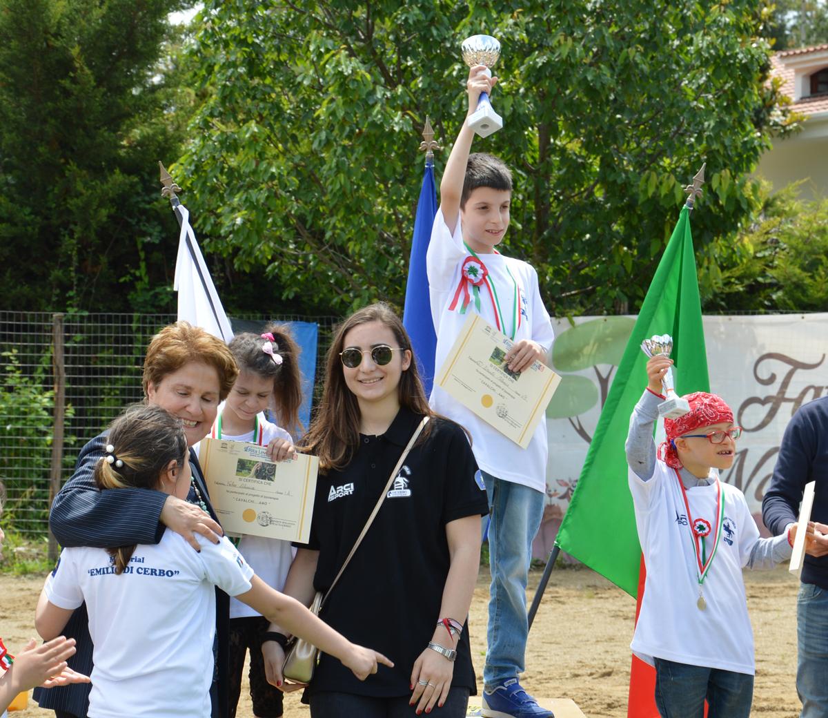 """XV edizione  Memorial Emilio Di Cerbo - Grande successo per la """"speciale"""" gara equestre 1"""