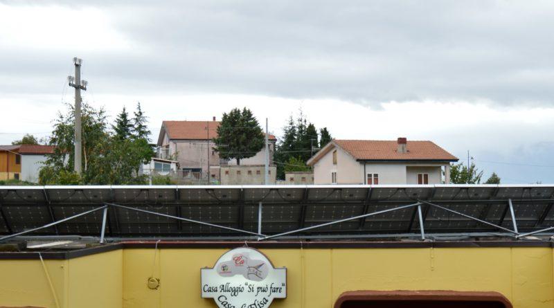 """Casa alloggio """"Si può fare"""" - Romagnano al Monte (SA) 21"""