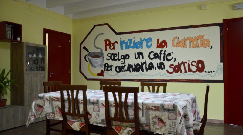 """Casa alloggio """"Si può fare"""" - Romagnano al Monte (SA) 58"""