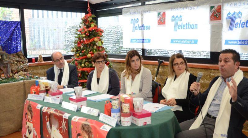 """""""La ricerca il regalo più grande""""  - Con la UILDM a Salerno parte la campagna Telethon 2019"""