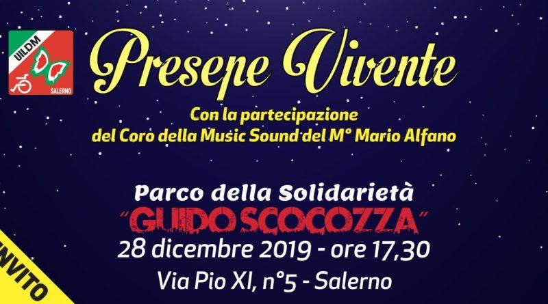 """Presepe Vivente al Parco della Solidarietà """"Guido Scocozza"""" 1"""