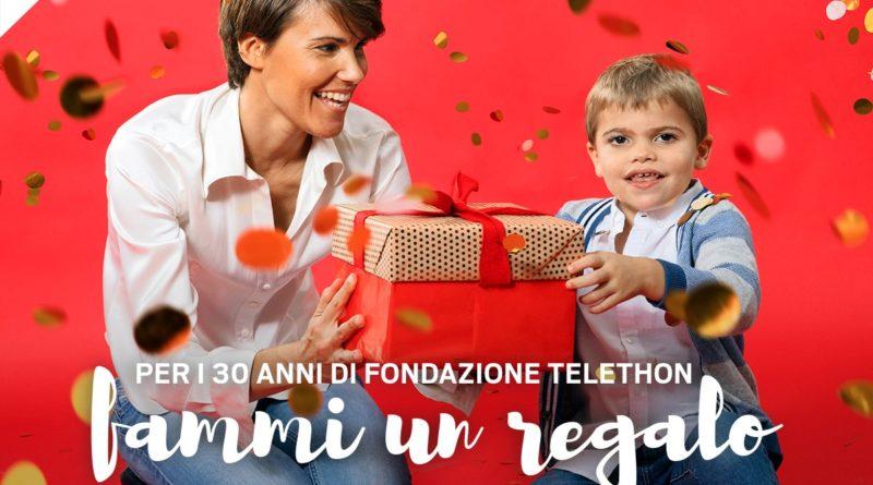 Si rinnova l'impegno della UILDM a sostegno della Maratona Telethon 2019