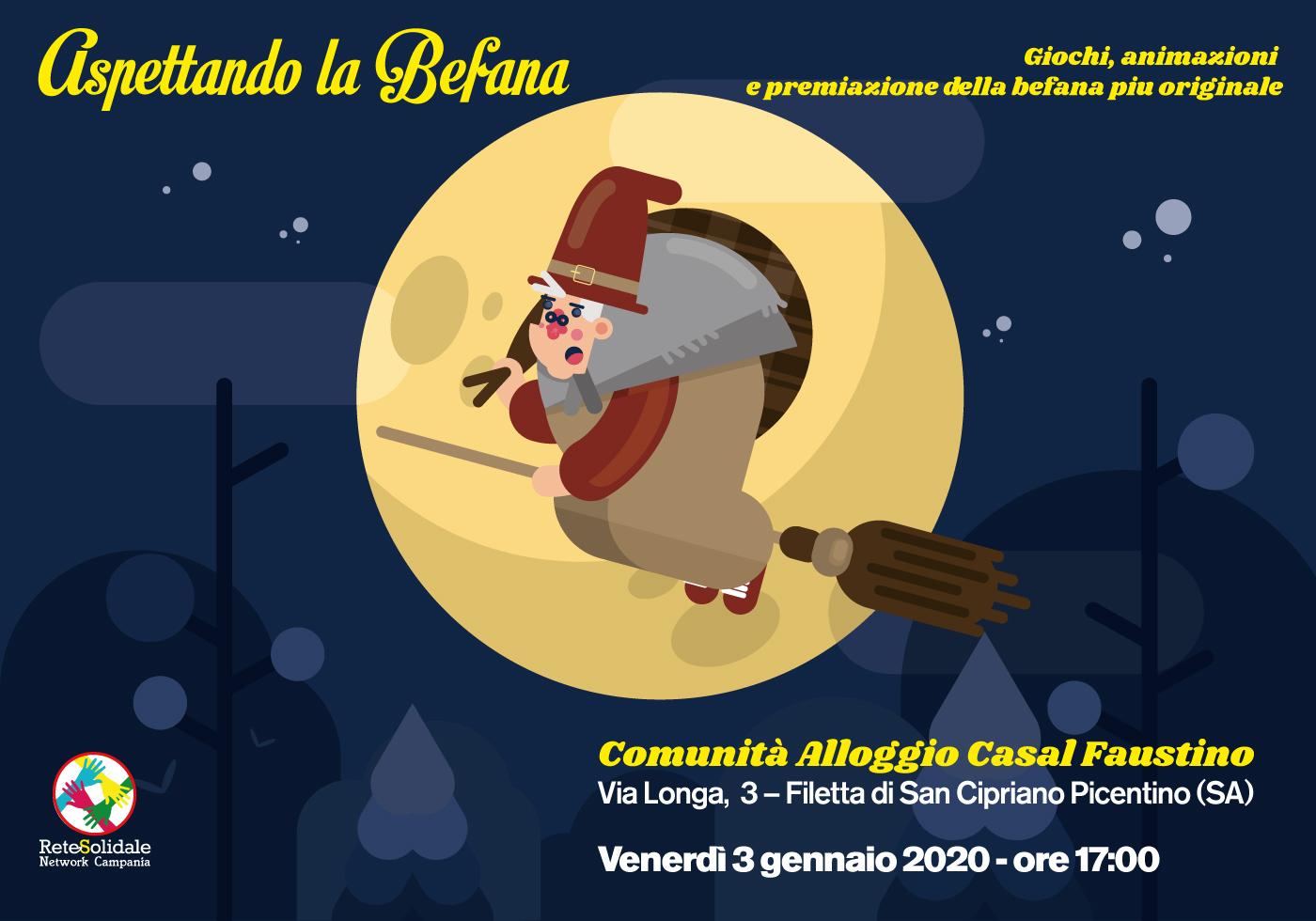 """A Casal Faustino la XIX edizione di """"Aspettando la Befana…"""" 1"""