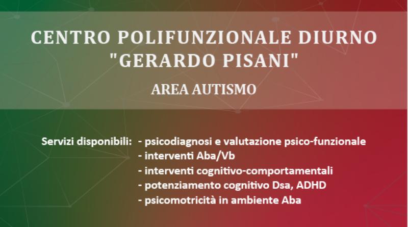 "Centro Polifunzionale ""Gerardo Pisani"" - Area Autismo"