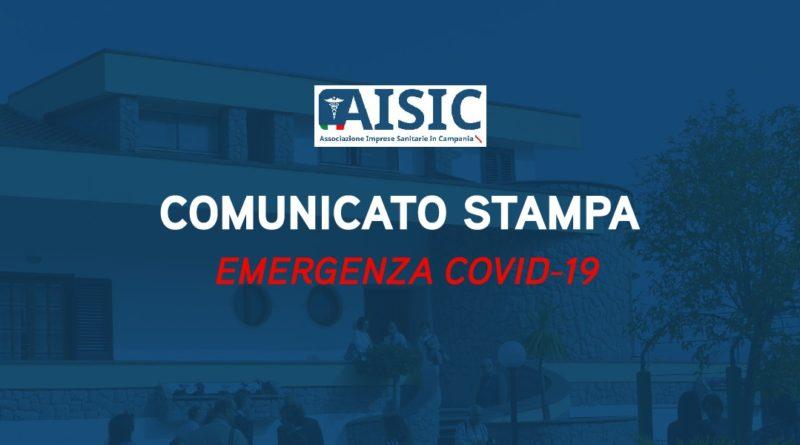 COMUNICATO STAMPA CASE ALLOGGIO - Emergenza COVID-19