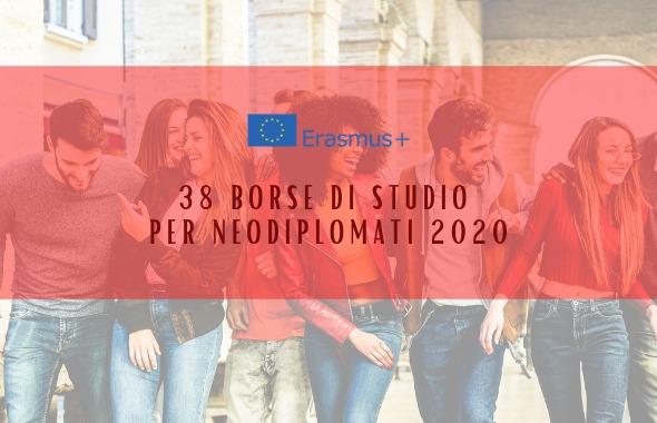 Erasmus+ per diplomati 2020 in informatica, elettronica e aeronautica