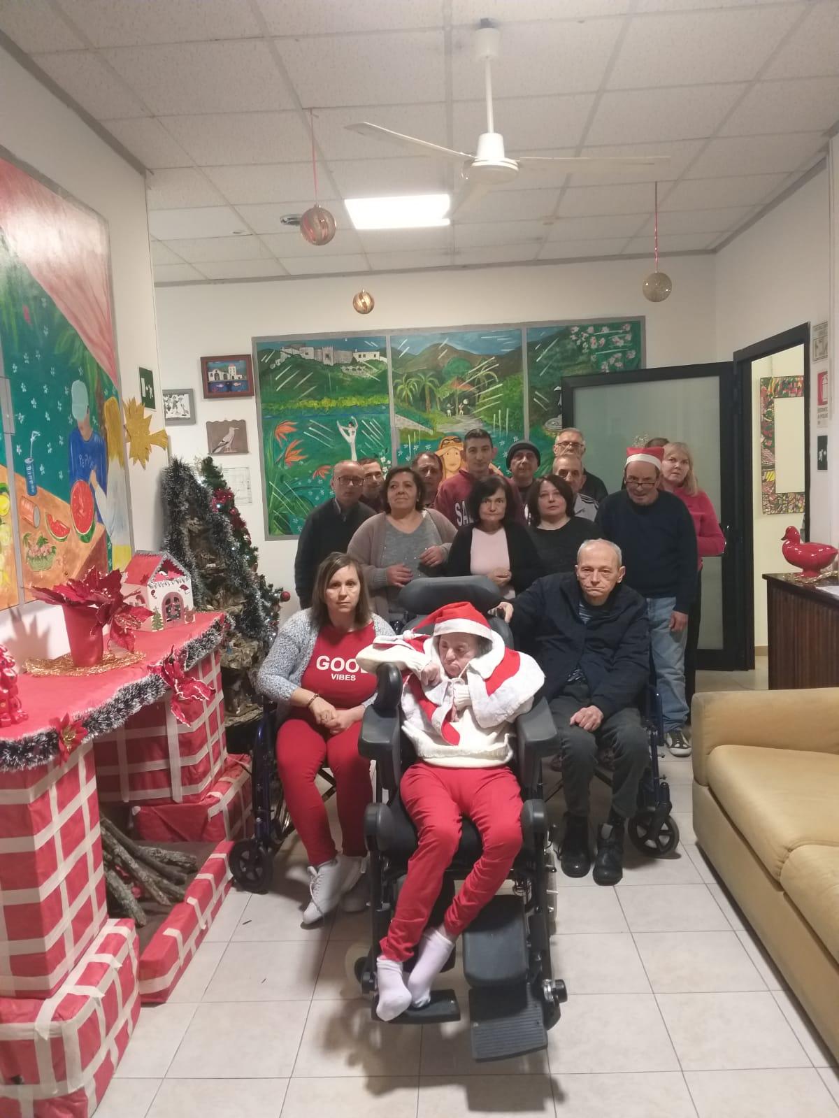 """Il Natale nella Casa Alloggio """"Casa di Vito"""" 2"""