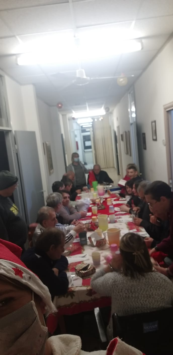 """Il Natale nella Casa Alloggio """"Casa di Vito"""" 3"""