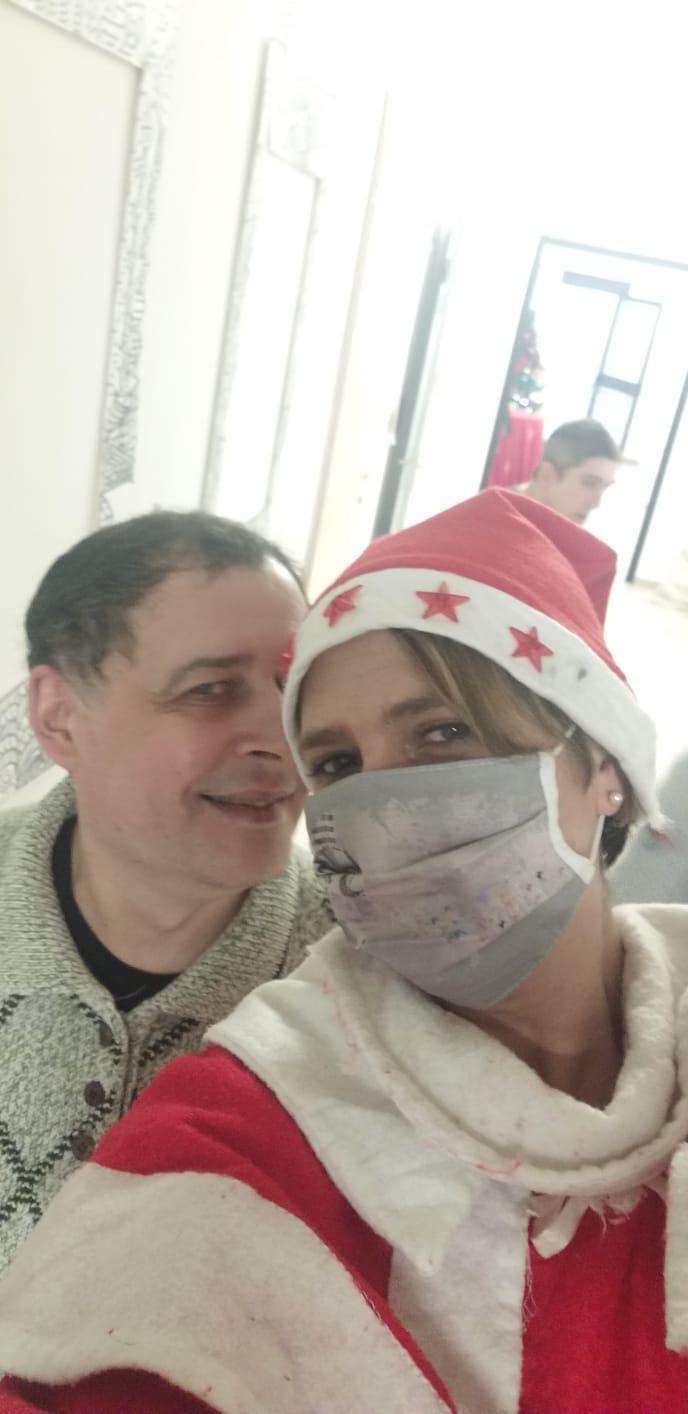 """Il Natale nella Casa Alloggio """"Casa di Vito"""" 4"""