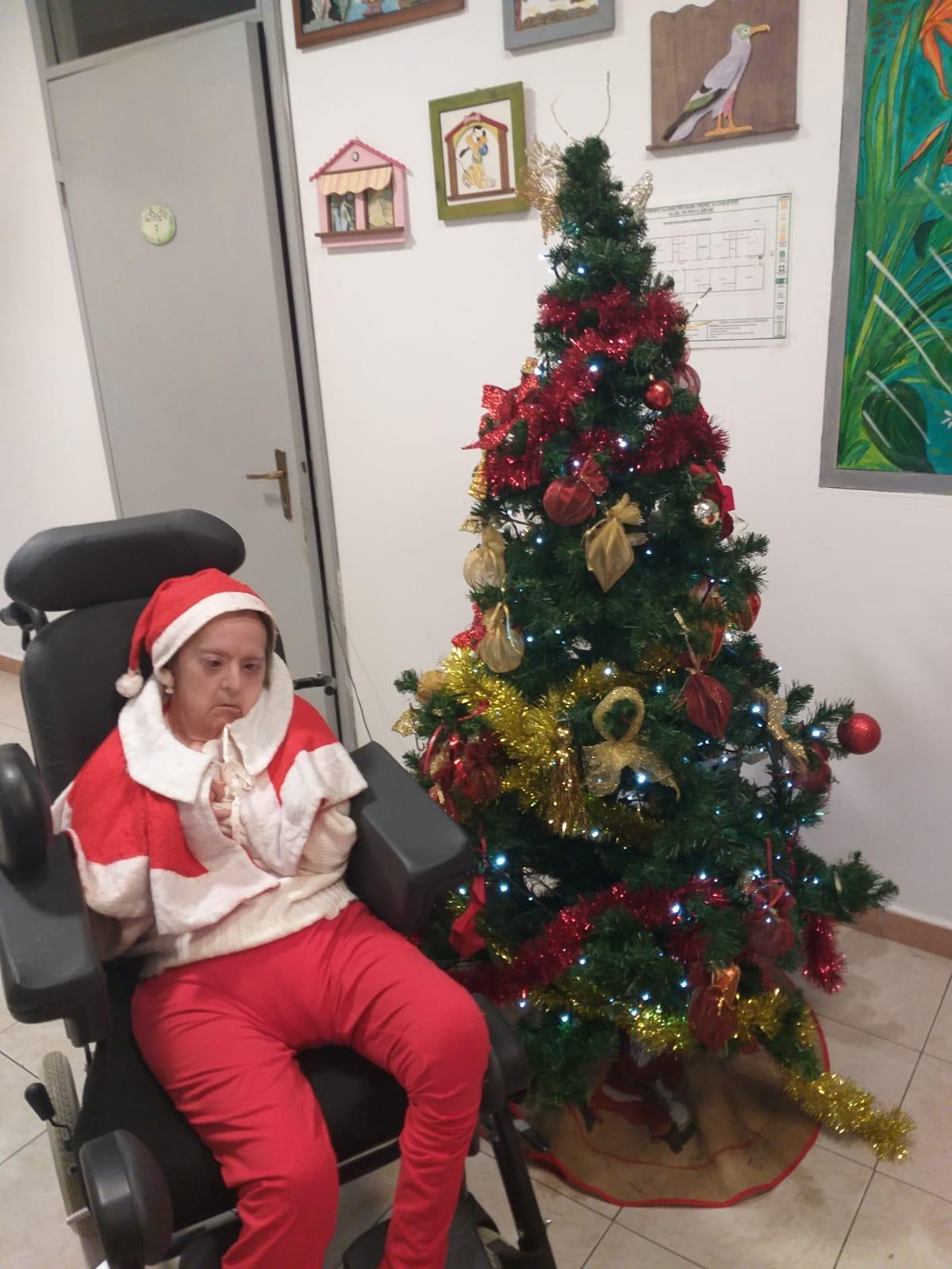 """Il Natale nella Casa Alloggio """"Casa di Vito"""" 5"""