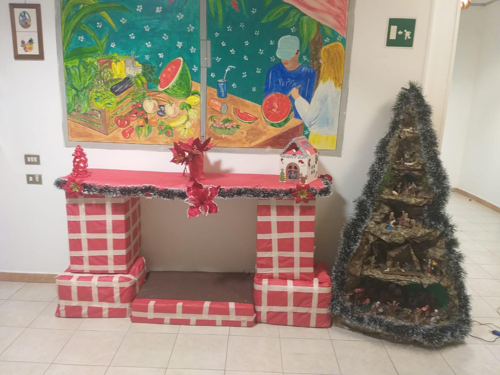 """Il Natale nella Casa Alloggio """"Casa di Vito"""" 6"""