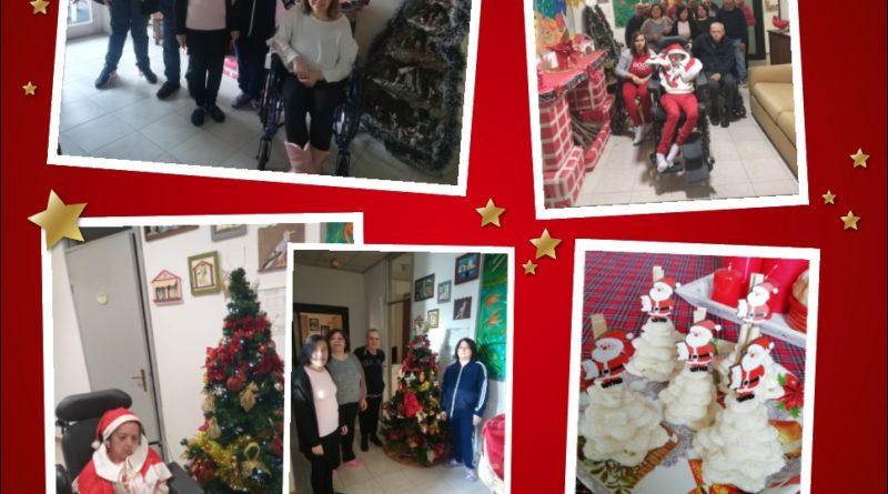 """Il Natale nella Casa Alloggio """"Casa di Vito"""""""