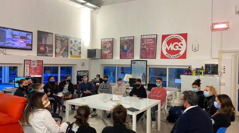 Prima riunione organizzativa per Ginnastica Napoli 2