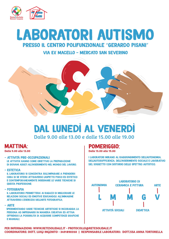 Laboratori Autismo