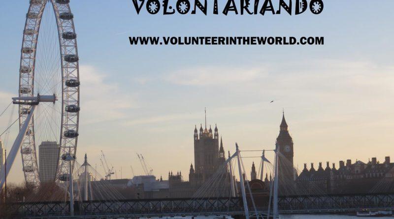 PCTO (ex ALTERNANZA SCUOLA LAVORO) a Londra nel settore sociale